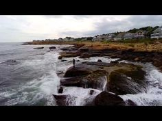 VIDEO: Surfcasting Viewed From Above - On The Water