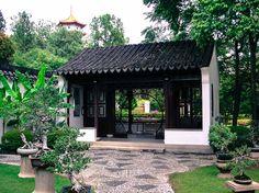 Chinese garden, Singapore  © Fabiola Torp Herfjord