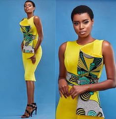 african fashion outfits looks trendy ! African American Fashion, African Inspired Fashion, African Print Fashion, Africa Fashion, Modern African Fashion, Fashion Prints, African Print Dresses, African Fashion Dresses, African Dress