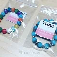 Beaded bracelets ready for delivery. Chocker, Handmade Jewelry, Delivery, Beaded Bracelets, Design, Design Comics, Diy Jewelry, Seed Bead Bracelets