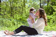 Mom daughter baby family photo Erin Stevenson Photography: Kewanee IL Child & Family Photography | Rodgers