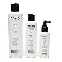 Nioxin Hair System Kit for Fine Hair, System 3: Chemically Treated Hair/Normal to Thin, 1 kit - 2pc *** Check out the image by visiting the link.