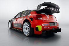 シトロエン C3 WRC 2017