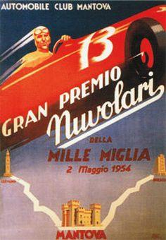 Gran Premio Nuvolari, gare automobilismo, gare regolarità, gare auto ...