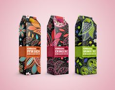 A hip young fresh packaging design for Iced Tea. - The packaging that sells itself. You can be beautifl on the outside as well. - Tetrapak packaging, which at first sight communicates something other than milk is no longer newsworthy. However, we decided to move the mock a little further. Since the assignment needed us to make a differenceas much as possible we allowed ourselves to apply illustration of flowers on…