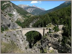 France briancon pont d asfeld briancon