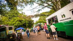 THURSDAY: Pop-Up Beer Garden and Food Truck Festival at Franklin Square