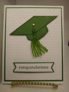 GMU Graduation by ChelleSnow - Cards and Paper Crafts at Splitcoaststampers