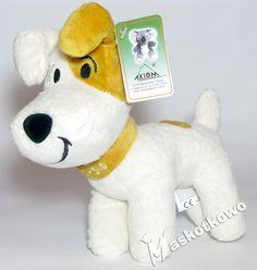 REKSIO - 19cm - szczekający pies stojący 4 łapy
