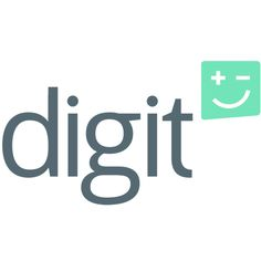 Are you looking for a way to save part of your paycheck? Digit is an app that takes money out of your account and saves it for later use!