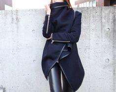 56d83f0de51da signature avant garde multi layered coat by ProjectForSunday Moda Otoño