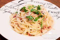 Spaghetti Carbonara: Der Klassiker - Food Blaster