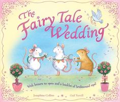The Fairy Tale Wedding by Josephine Collins http://www.amazon.co.uk/dp/1848951469/ref=cm_sw_r_pi_dp_4w3Yub14M821X