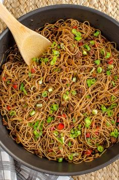 Syn Free Chilli Beef Noodles | Slimming World Recipes