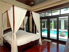 Video Hotel Yupa Villa 2 Koh Samui Thailand, Car Parking, Outdoor Pool, Outdoor Furniture, Outdoor Decor, Guest Room, Family Room, Villa, Bedroom