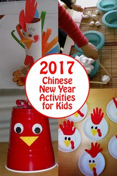 2017 Chinese New Year Kids Activities