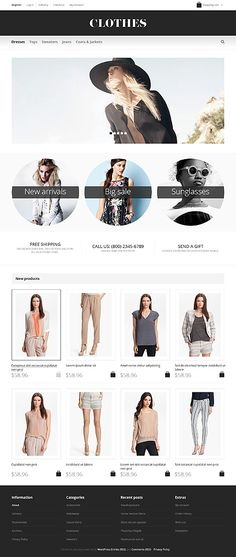 Clothing Design Templates Online Template Clothes
