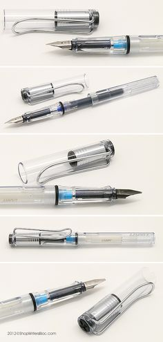 LAMY Vista Fountain Pen Can't wait for mine to arrive!