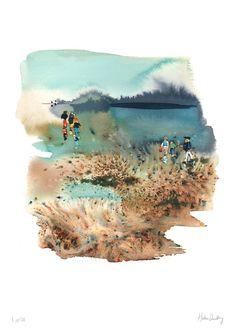 Beach 3 from Helen Dealtry for Woking Girl Designs