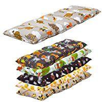 Ready Steady Bed® Africa Design Children's Folding Sleepover Nap Mat: Amazon.co.uk: Kitchen & Home