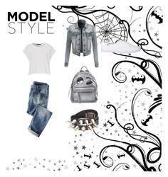 """Bez naslova #33"" by senidakahvedzic1 ❤ liked on Polyvore featuring мода, LE3NO, Wrap и Chiara Ferragni"