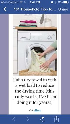 Household tip