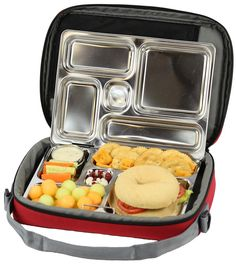 Must-Have Back-To-School Essentials - Very cool lunch box idea! Planet Box, Red Tricycle, Back To School Essentials, Kids Meals, Favorite Recipes, Healthy Recipes, Treats, Snacks, School Lunches