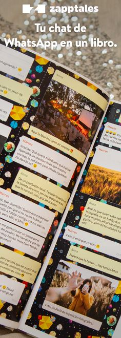 Print your WhatsApp Chat as a book Cute Birthday Gift, Friend Birthday Gifts, Diy Crafts Videos, Diy And Crafts, Christmas Gifts For Husband, Gifts For My Boyfriend, Original Gifts, Creative Gifts, Diy Room Decor