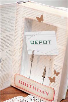 Büchergutschein