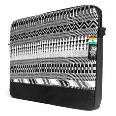 Socially Responsible Laptop Bags by Ethnotek - Direct Trade - Fair Trade - Social Entrepreneurs - Handmade Textiles - Global Artisans - Indian Textiles - Travel Sleeve - Wanderlust - MacBook - Laptop Case - www.EthnotekBags.com