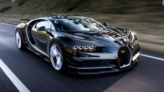 Bugatti Chiron ブガッティ シロン by CNN.co.jp http://www.cnn.co.jp/business/35078891.html?ref=rss