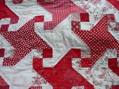 Quilt f o by qusic, via Flickr