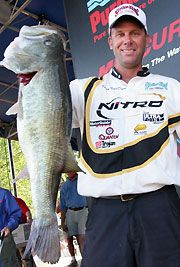 Kevin Vandam a Michigan prodigy this recognized as the best bass fishermen in the world.