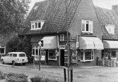 Hoek Langegeer en Groenezoom. Foto: Museumwoning Tuindorp Vreewijk. Lede 40