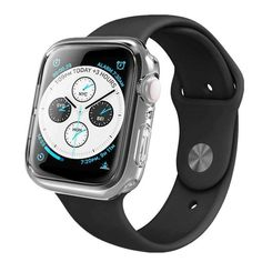Accessory for Apple Watch Series 4 Case Soft TPU Ultra-Slim Lightweight Scratch Resistant Protective Cover for iWatch - 5016 Wallpaper Best Apple Watch, Apple Watch Faces, Apple Watch Series, Apple Watch Wallpaper, Photographing Babies, Series 4, Watch Bands, Watches For Men, Leather Skin