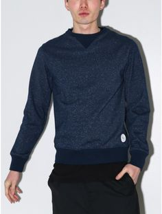 Saturdays Bowery crew neck sweatshirt