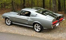1967 Mustang Shelby GT500 by eloise