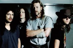 Jason Newsted, metallica, and lars ulrich Bild