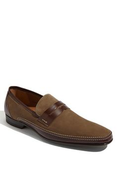 Mezlan 'Ruskin' Penny Loafer available at #Nordstrom - not the penny loafers from the old days