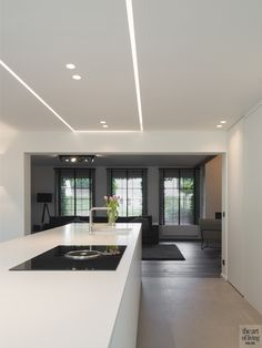 39 Ideas Design Interior Home Living Rooms Kitchens Villa Design, Home Design, Decor Interior Design, Interior Decorating, Decorating Ideas, Modern Kitchen Design, Modern Design, Home Decor Kitchen, Kitchen Walls
