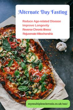 Can alternaate day #fasting really reverse the symptoms of #multiplesclerosis?  Dr Krista Varady is convinced that calorie restriction can play an important part ib how well we age. http://mymultiplesclerosis.co.uk/eat/alternate-day-fasting/