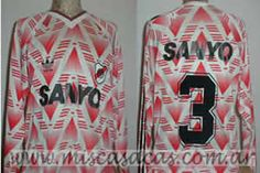 Casacas de River Plate de 1994 alternativa