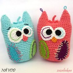 Instructions - owl (Toy)