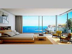 24 Amazing Bedrooms with Magnificent Views - TechEBlog