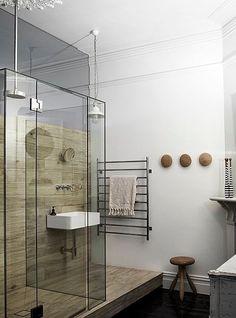 Dom w Melbourne; proj. Whiting Architects - zdjęcie