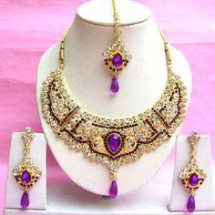Diamond Bridal Jewelry Set NP-185