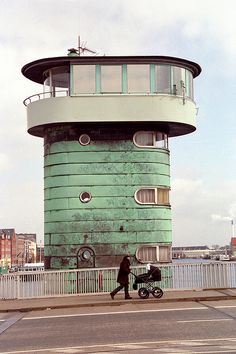 copenhagen - copper drawbridge tower 3
