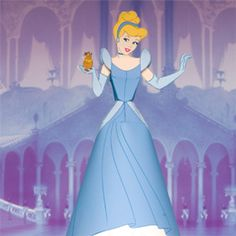 Cinderella and 8 other princess paper dolls.  Printable.