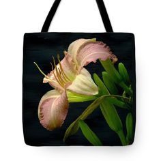 """Add some glamour to your travels with this elegant tote, featuring a beautifully elegant lily. Add some glamour to your beach life with this round beach towel, featuring this beautifully exotic lily. """"Resplendent"""" ~ © 2011 RC deWinter ~ Available in a variety of sizes."""
