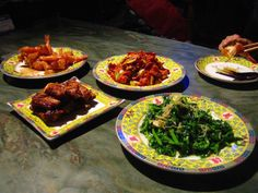 Najia Xiaoguan Beijing - where to go for great Chinese food.